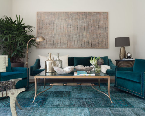 Inspiration For A Transitional Formal Living Room Remodel In San Francisco