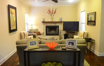 My Houzz: Comfy, Contemporary Townhouse in Austin