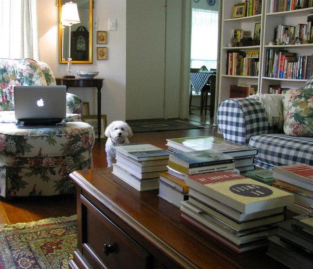 エクレクティック リビング Cozy Living Room