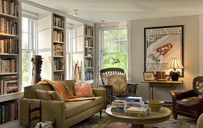The Cure for Houzz Envy: Living Room Touches Anyone Can Do