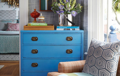 6 Spots to Showcase a Refurbished Dresser