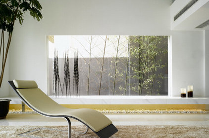 Modern Living Room by CL3