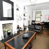 My Houzz: Graphic Vintage Style in an East London Townhouse
