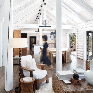 Craftsman Cabin Ideas | Modern Cabin | Log Cabin