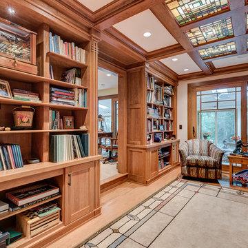 Craftsman Library Seymour