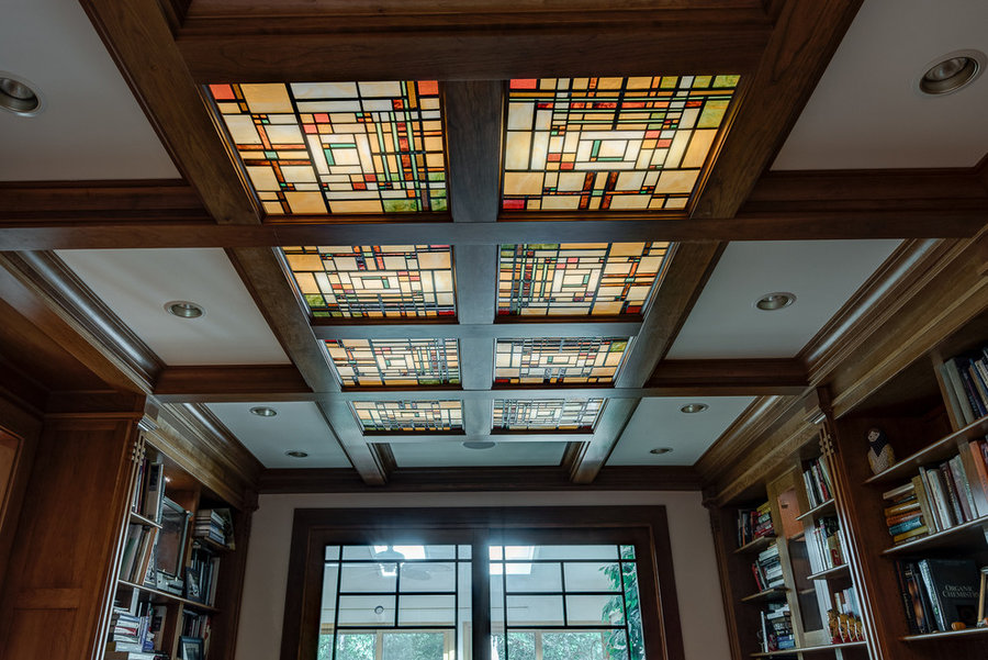 Craftsman Library Seymour