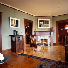 Craftsman Living Room Craftsman Living Room