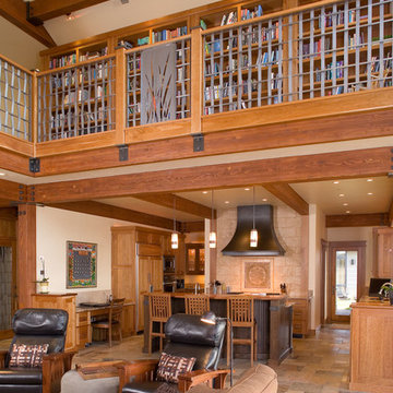Craftsman Style Home Eastern Oregon