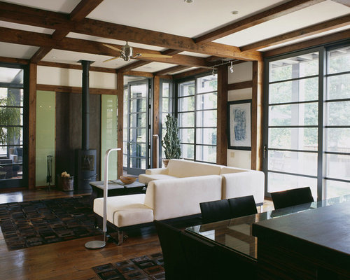 Japanese Living Room | Houzz