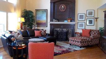 Craftsmen By Design Family Room & Kitchen Remodel