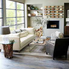 Contemporary Living Room by Crate&Barrel