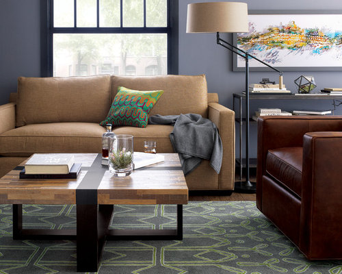 Crate And Barrel Davis Sofa Home Design Ideas Pictures Remodel And Decor
