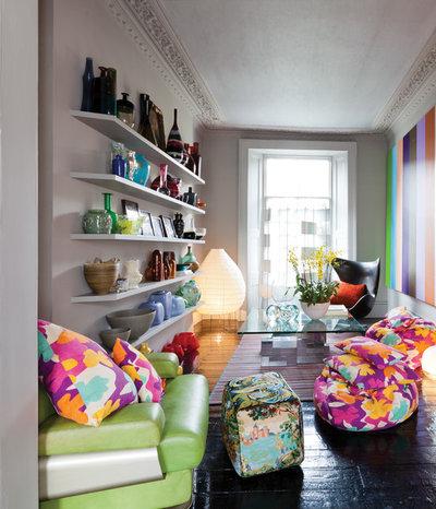 Eklektisch Wohnbereich by Nathalie Priem Photography