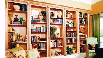 Creative Cabinets custom shop built jobs