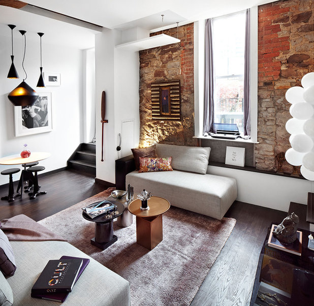 Contemporain Salon By Lisa Petrole Photography
