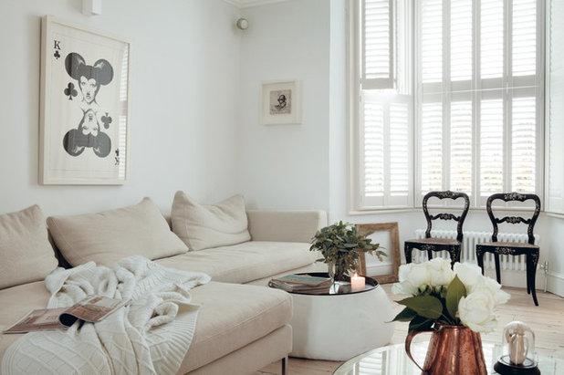 eklektisch wohnbereich by ryland peters small cico books - Neue Moderne Wohnungseinrichtung
