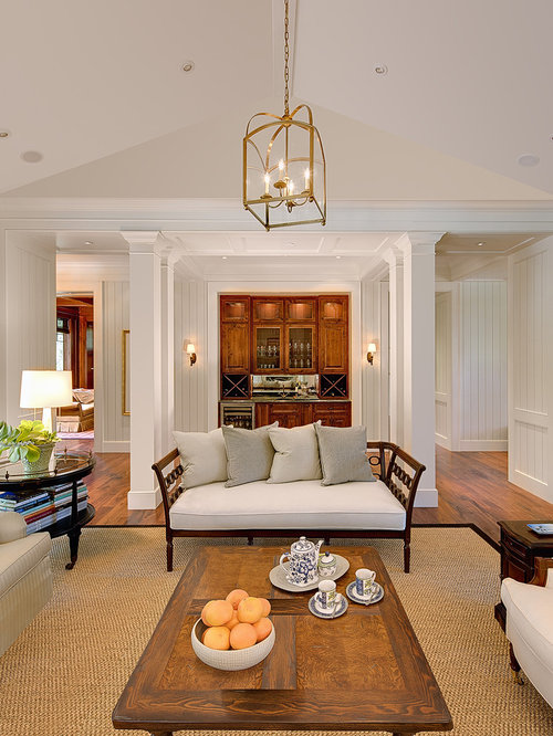 Paneled Family Room: Tongue And Groove Paneling Home Design Ideas, Pictures