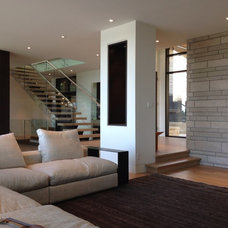Living Room by Realm Architecture + Design
