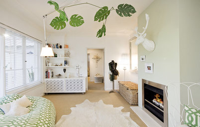 Houzz Tour: Serenity and Style for a Happy Family Home in Cremorne