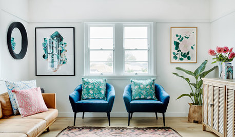 A Stylist's Secrets Revealed: How to Decorate Your Living Room