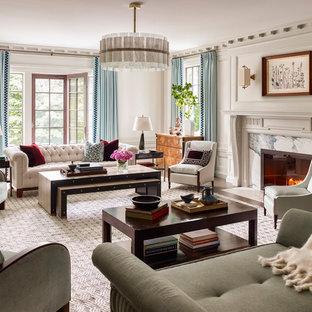 Crescent Hill- Living Room
