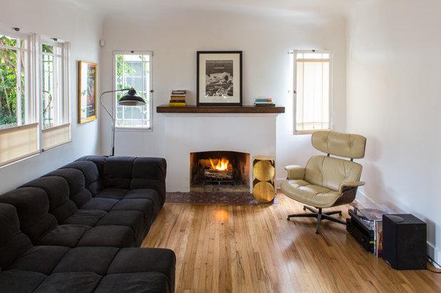 Contemporary Living Room by Studio Karras