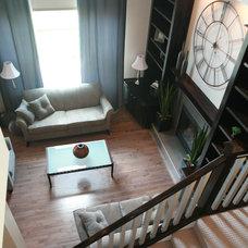 Living Room by Crestview Floors