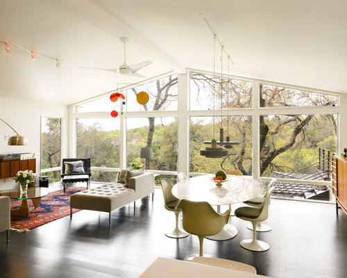 Oval Dining Table Design Ideas & Remodel Pictures | Houzz