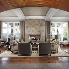 Traditional  by Crisp Architects
