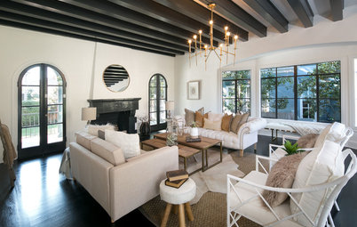 New This Week: 4 Marvelous Mediterranean-Style Living Rooms