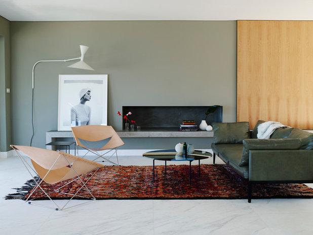 Modern Wohnbereich by Amber Road