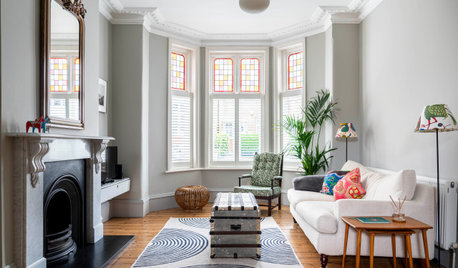 26 Gloriously Airy Living Rooms to Raise Spirits in Cooler Months