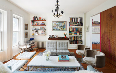 Houzz Tour: A Modern Twist on a Century-Old Brooklyn Brownstone