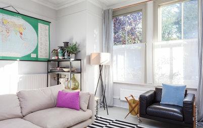 Fönster: Finn lätta alternativ till tunga gardiner