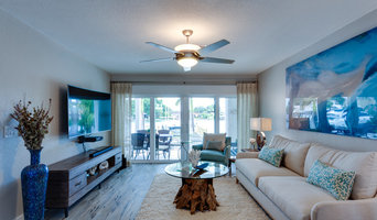 Crystal Cay Modern Nautical Home Remodel