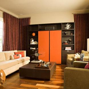 Cream Beige Brown Neautral Tones Living Room Ideas Photos Houzz