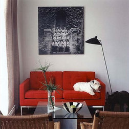 Design Small Living Room on Boost A Tiny Living Room S Social Skills With An Appropriate Furniture