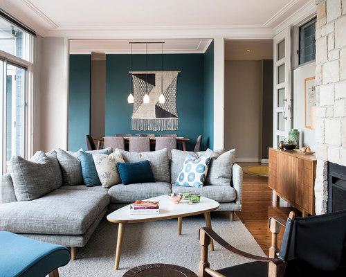 saveemail karen aston design - Transitional Living Room Design