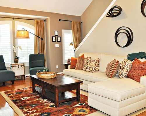 3 501 Kilim Beige Paint By Sherwin Williams Living Room