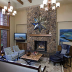 Cultured Stone For Interior Decorating Traditional