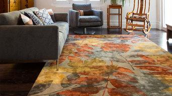 Cunningham Residence - Autumnal Custom Rug