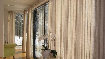 Curtaining for Interiors
