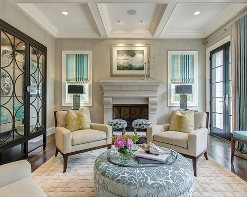 . Traditional Living Room Design Ideas  Remodels   Photos   Houzz
