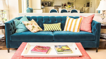 Custom Banquettes, Sectionals & Sofas