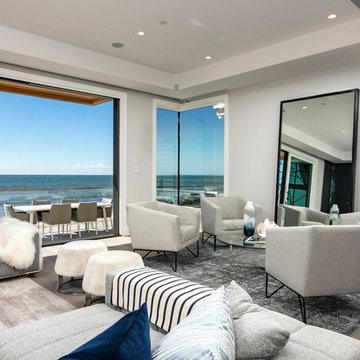 Custom Beach Home