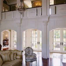 Traditional Living Room by Kemper Associates Architects, LLC