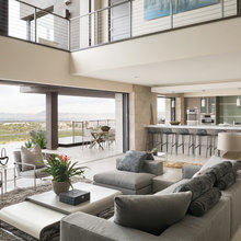 The New American Home 2015/Sky Terrace - Contemporain ...