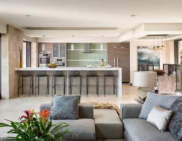 Custom Design - Kitchen - New American Home 2015