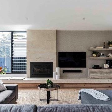 Custom designed Rose Bay House