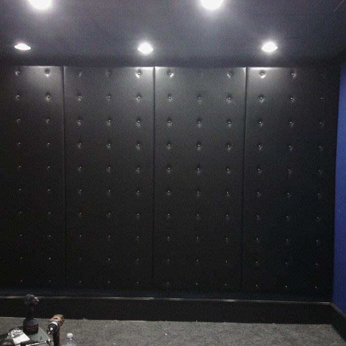 Custom designed wall